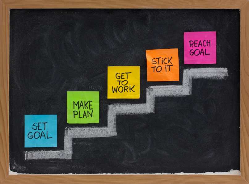 inspirational-and-motivational-quote-and-images-about-set-setting-goals-make-plans-making-plans-get-to-work-getting-to-work-sticking-to-plan-stick-and-reach-reaching.