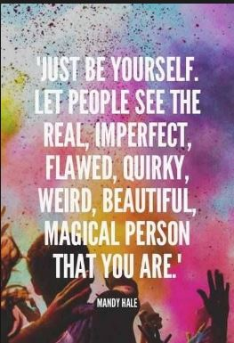 inspiring-and-uplifting-quotes-and-images-about-being-yourself-be-who-you-were-born-to-be - You can only experience a positively fulfilled life if you allow yourself to become the best you that you possibly can.