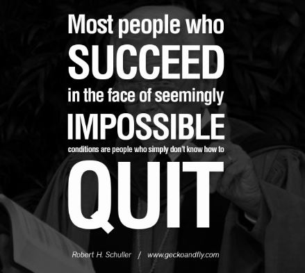 Motivational Dont Quit On Yourself Quotes And Images I Quit Quote