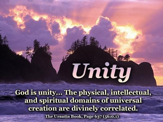 Quote-about-God-is-unity. Everything in life relvoes around God, and if abide by His Mighty ways with his decisions and actions