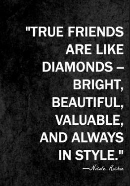 Quote About True Friendship Pleasing Good Inspirational Best Friend Quotes  Great Friendship Quotes