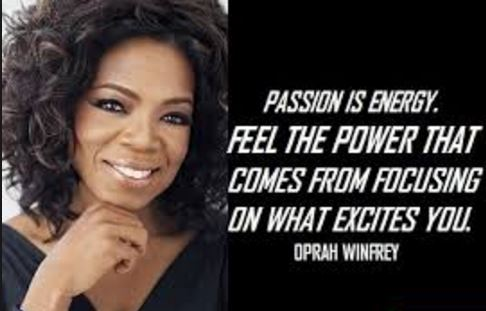 Inspirational And Motivational Educational Oprah Winfrey Quotes And Images  About Knowledge, Books, Life, Passion, Our True Purpose On Earth, ...