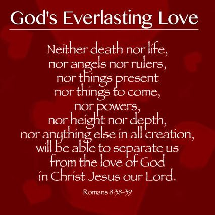 ... Bible Verse About Love The Unconditional Love Of  ...