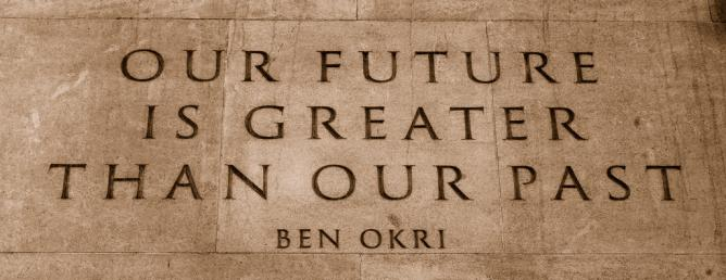 ben-Pkri-nigerian-quote-and-quotes-about-about-future-and-our-past-greater - a great inspiring writter from nigeria who has been changing lives for over a decade now.