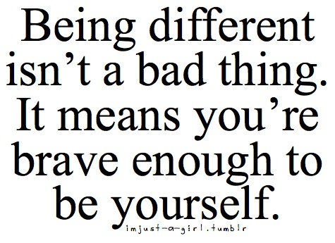 Being Different Quotes Quotes About Being Different