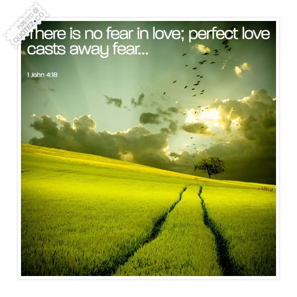 Fear of love Quotes |Quotes on Love and Fear.