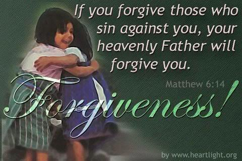 bible quotes about forgiving others quotesgram