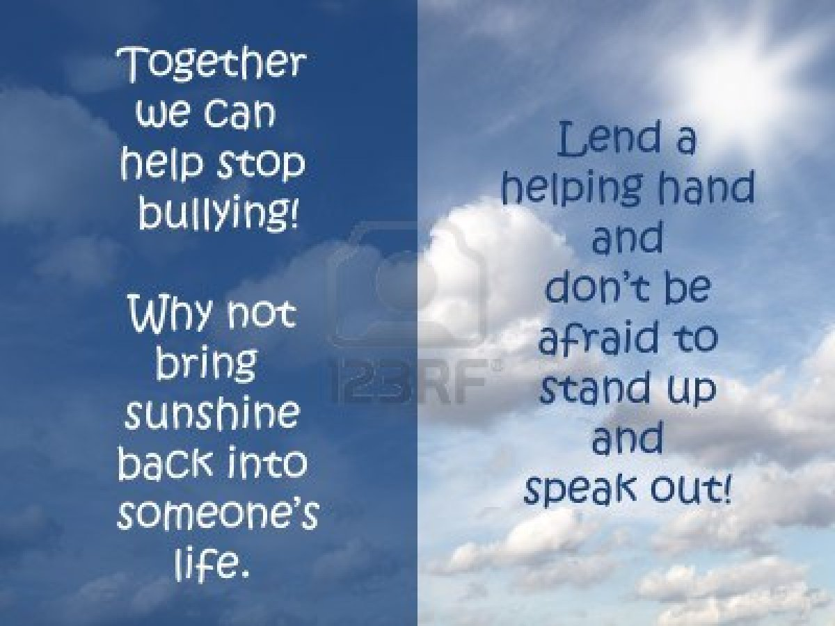 Bullying Quotes For School. QuotesGram