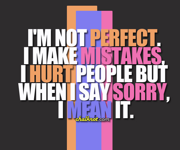 Sorry Quotes For Him To Her: Im Sorry Quotes For Girlfriend. QuotesGram