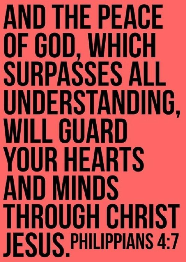 Jesus Christ Peace Quotes
