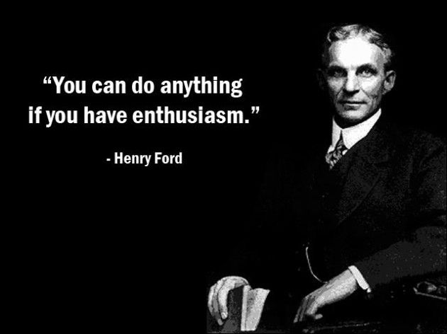 Henry Ford Motivational Quotes Aout Achieving Success By