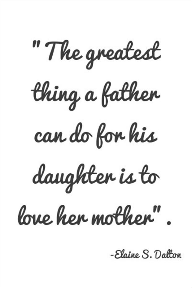 Daughter And Father Quotes   Father Quotes From Daughter .