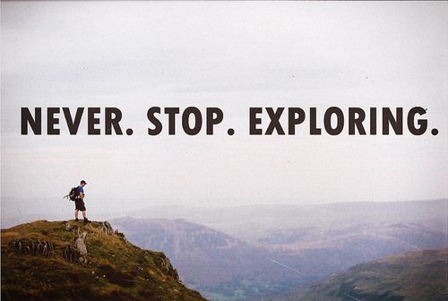 100 Best Sayings About Exploration Exploration Quotes