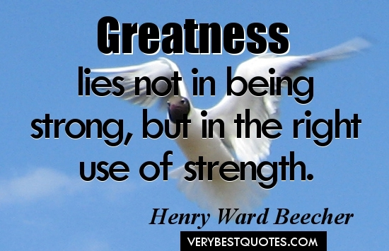 great quotes about being strong quotesgram