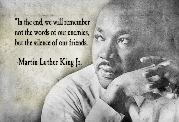 Martin Luther King Jr Quotes Enemy Death
