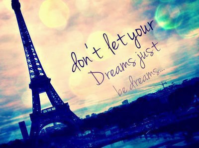 ... Dreams Inspiring Quote And Image To Live By.