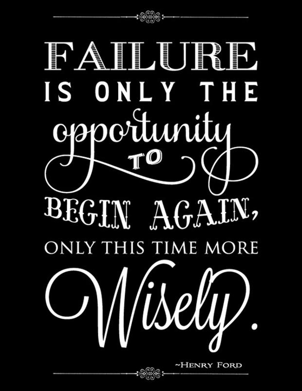 Inspirational And Motivational Quotes, Words, Sayings ...Quotes About Failure Idioms