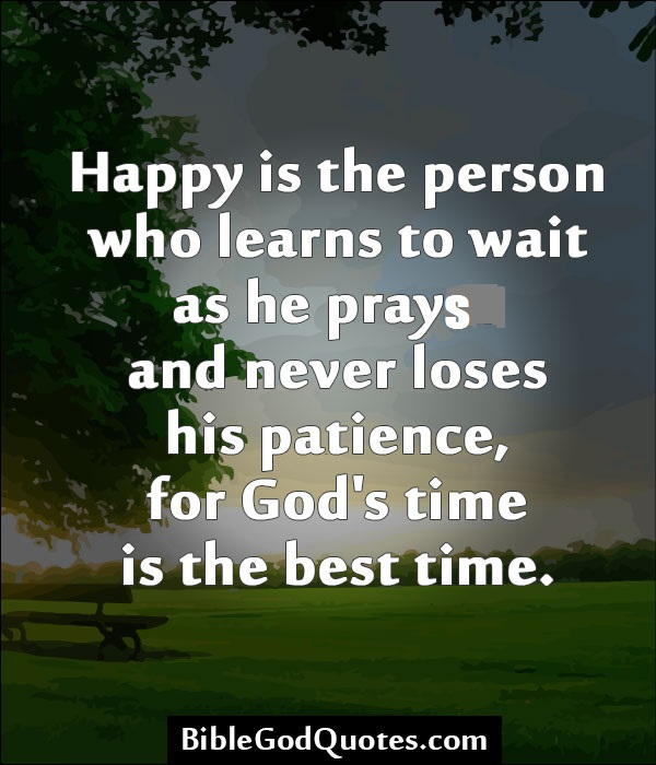Quotes About Patience And Waiting. QuotesGram