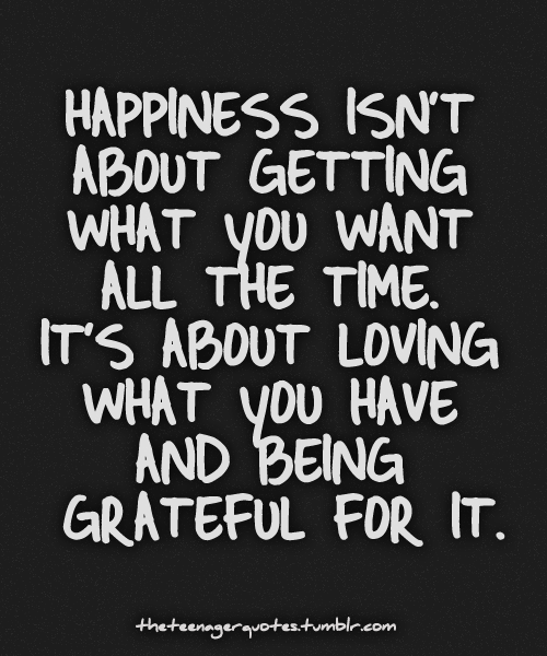 facts about being thankful