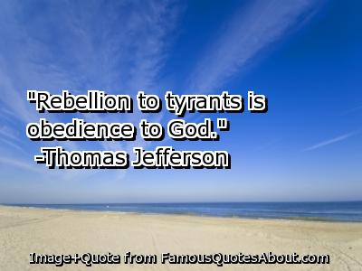 obedience or rebellion essay Read this history other essay and over 88,000 other research documents bacons rebellion essay a meritorious illustration of a population eradicating an abhorred and.