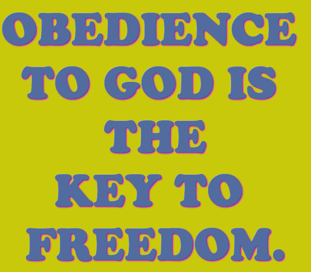 Obedience Quotes and Images – Learning to Obey – Being ...