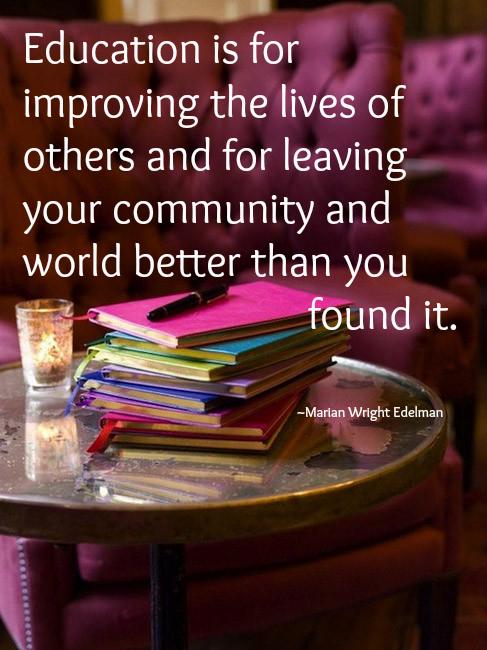 world improvement essay