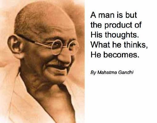 """mahatma gandhi a man of principle Gandhi: a man of principle george c wallace, the united states secretary of state when mohandas k gandhi was assassinated, said that gandhi """"had become a spokesman for the conscience of all mankind-a man who made humility and simple truth more powerful than empires"""" (gandhi, np)."""
