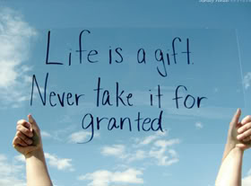 ... Lifeu0027s Blessings For Granted Quotes U2013 Stop Taking Things For Granted.  Share