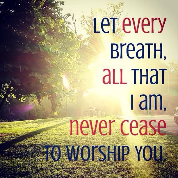 Worship Quotes Best Worship God Quotes  Quote About Worshipping God And Praising His