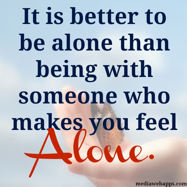 I Feel So Alone Quotes: Quotes About Being Lonely. QuotesGram