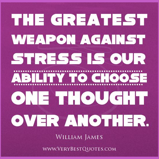 quotes about getting through stress quotesgram