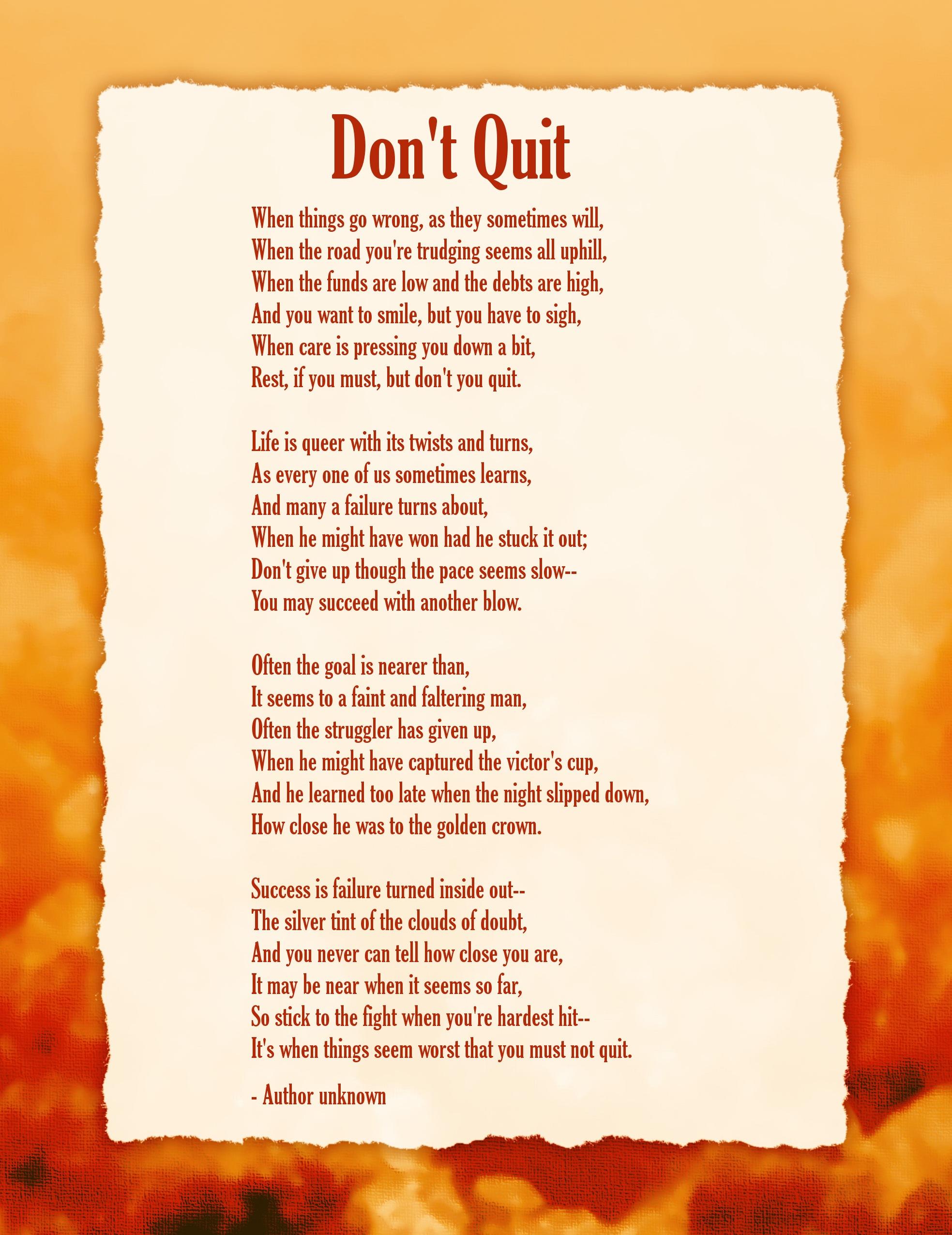 poetry quotes quotesgram