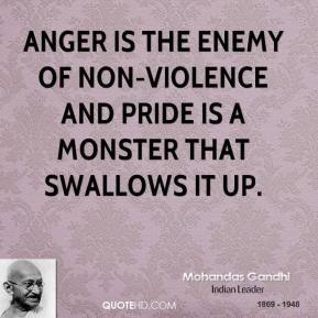 is gandhi s message of nonviolence still Too often, gandhi's message of non-violence is mistaken for passivity, but his real message advocates active courage the courage to stand up for your values and to act on your convictions, but to do so in ways which themselves demand the courage of non-violence.