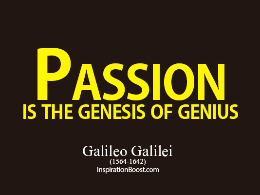 RULING PASSION Quotes Like Success