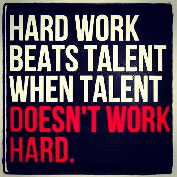 Quotes Hard Work Sports