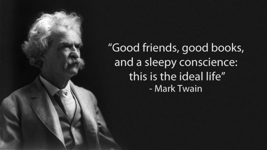 Mark Twain Famous Quotes About Friendship