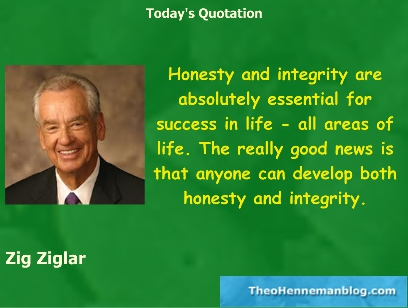how to show honesty and integrity