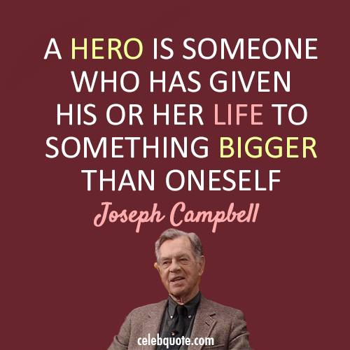 hero and heroism Heroes & heroism see also courage the contemporary hero success is achievable without public recognition, and the world has many unsung heroes.