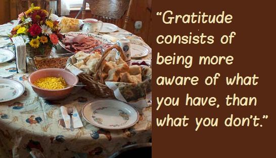 Famous Quotes Gratitude Quotesgram