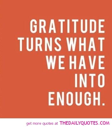 great quotes about gratitude quotesgram