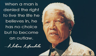 President Nelson Mandela Famous Quotesin Great Memory Of One Of The