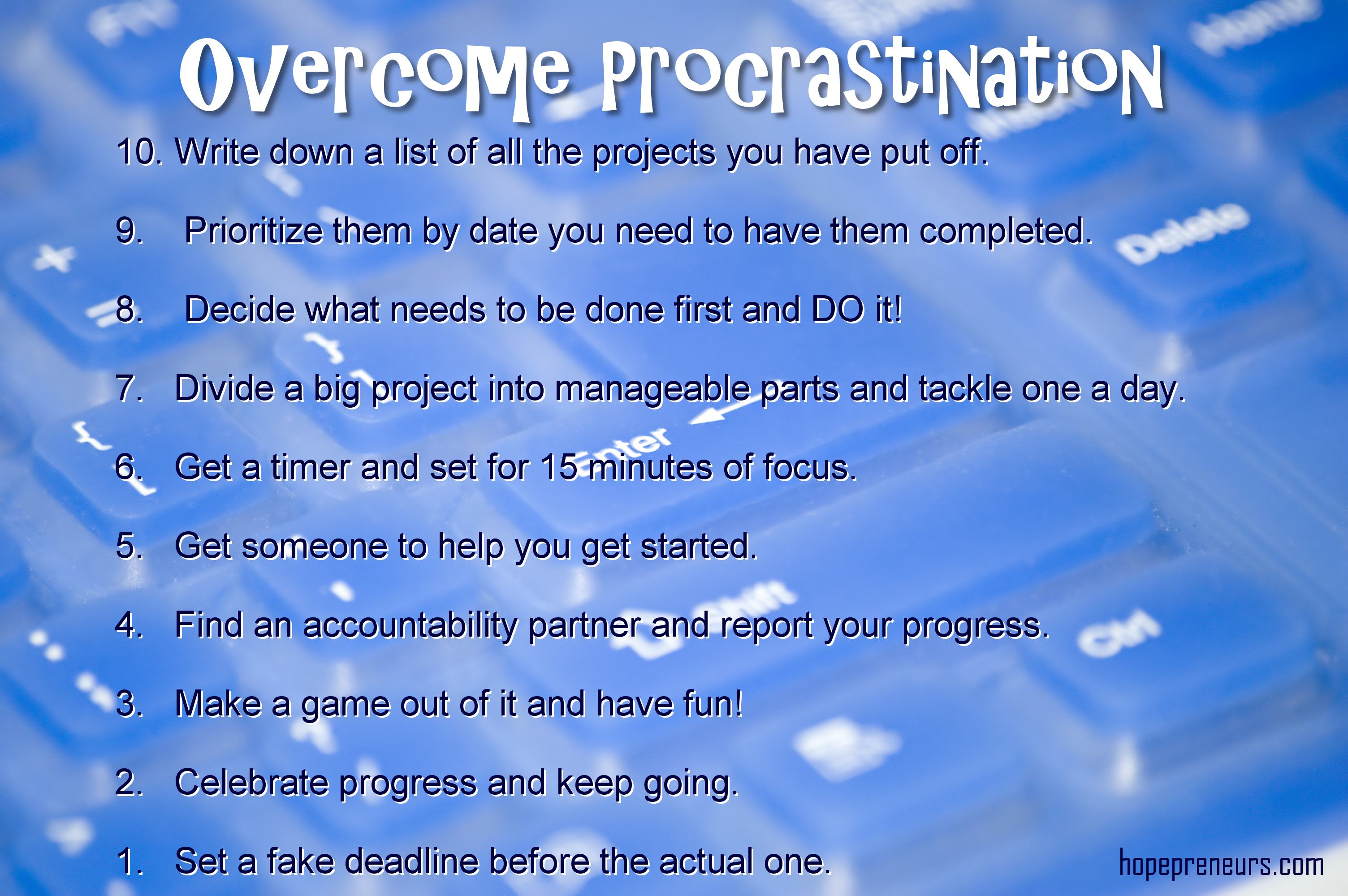 Motivational Messages Insightful And Motivational Messages About Procrastination