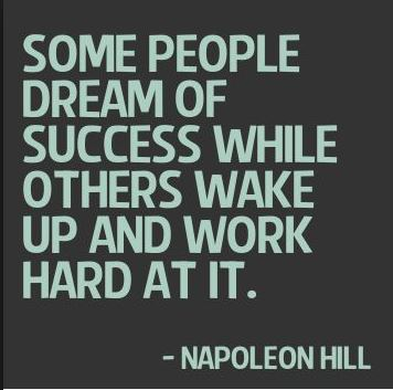 Short Speech On Success Comes To Those Who Will And Dare