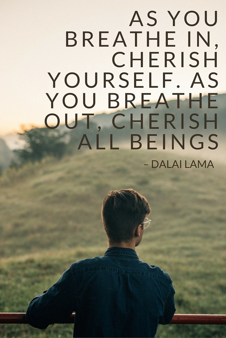 Lao Tzu and Dalai Lama Inspirational Quotes about Living in