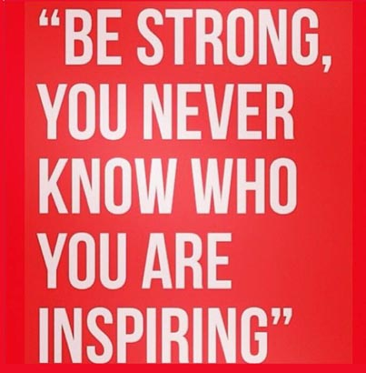 Quotes About Inspiring Others Simple Quotes And Images About Staying Strong In Difficult And