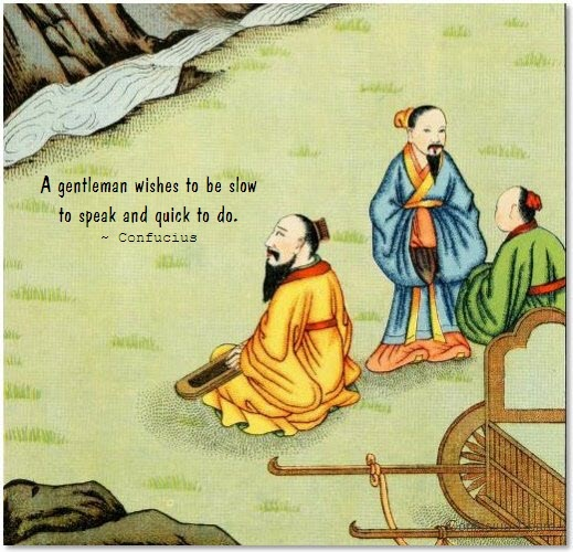Confucius Quotes And Images About True Knowledge Education Wisdom
