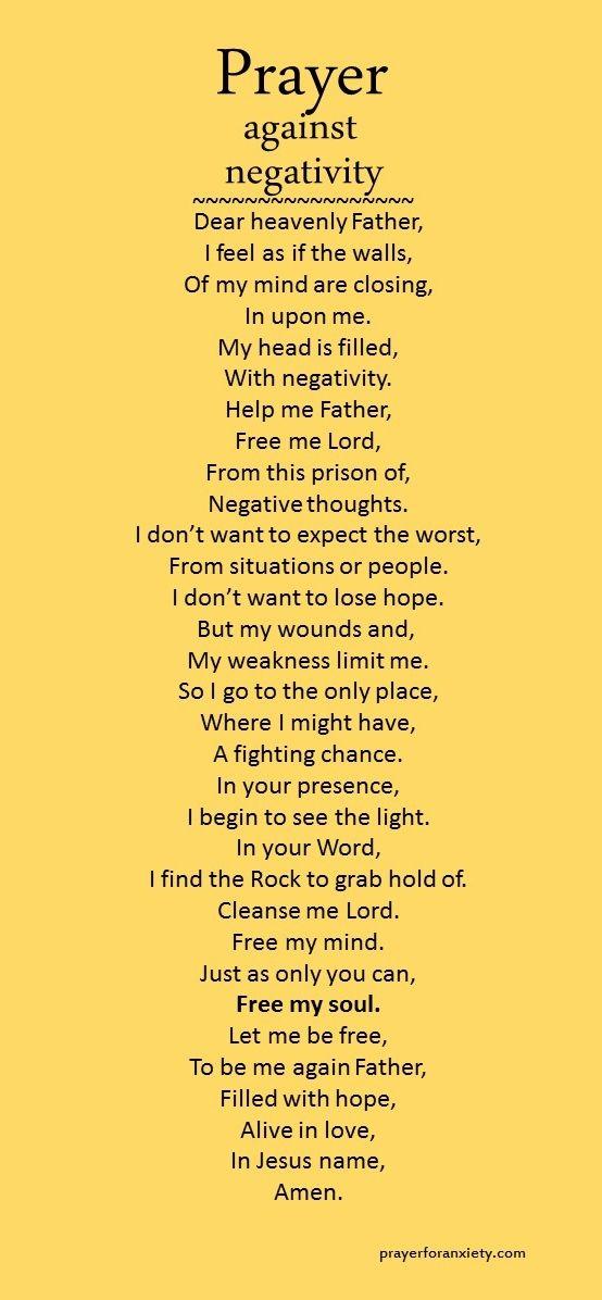 prayer-against-a-life-of-negativity-negatvie-attitude-habits-behaviors-habit-behavior - Positive mental strength - God, Jesus, Christ, Lord,