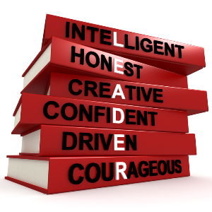 good-leadership-equals-being-intelligent-honest-creative-confident-driven-and-courageous-quotes-and-images - follower, followers, leaders, leader, effective.