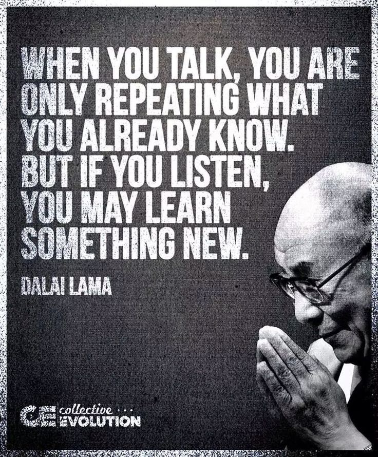 Dalai-Lama-words-of-wisdom-about-repeating-what-you-know-by-always-talking-and-not-listening.