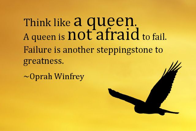 Oprah-Winfrey-women-and-female-empowerment-about-being-a-queen-not-being-afraid-of-pursuing-greatness-quotes-and-images-about-being-empowered. Carry yourself at all times with complete dignity and respect. Empowering words of encouragement to become a strong woman and build the confidence and courage to pursue and turn you goals and dreams into success.